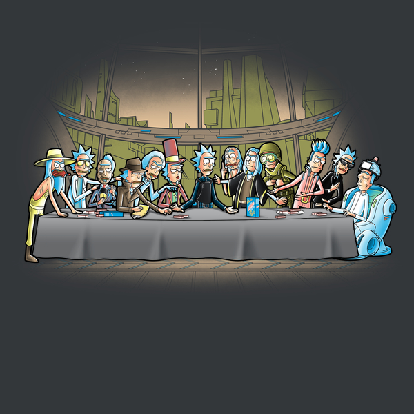 NeatoShop: Rick´s dinner