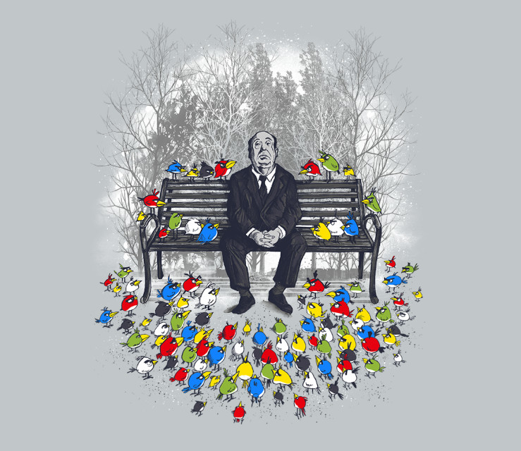 TeeFury: Them Birds