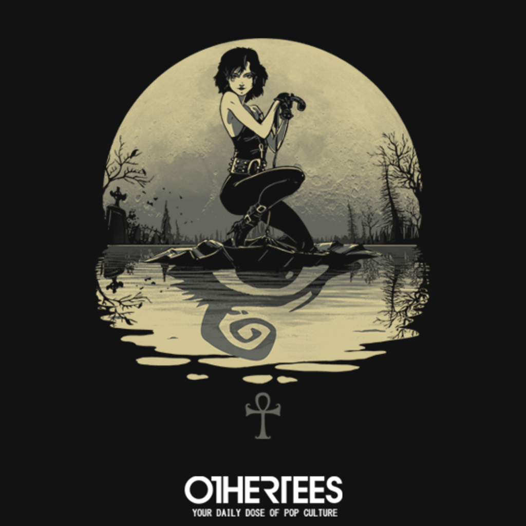 OtherTees: Sailing with Death