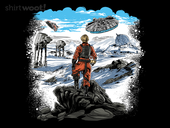 Woot!: Rebel Above the Sea of Snow