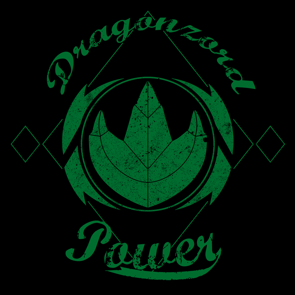 Pop-Up Tee: Dragonzord Power