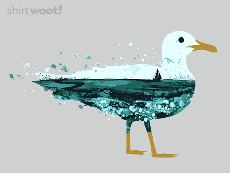 Woot!: Beachy Bird