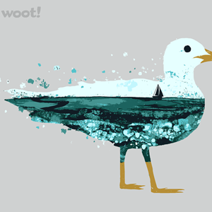 Woot!: Beachy Bird