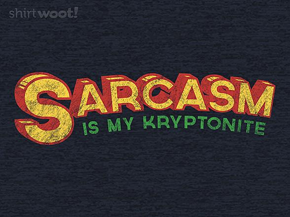Woot!: Sarcasm Hero