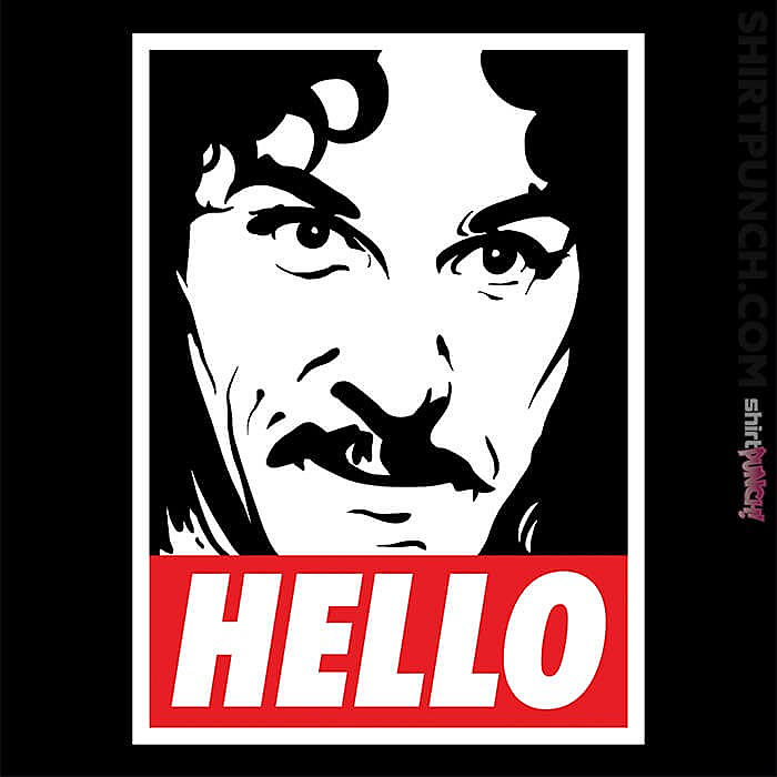 ShirtPunch: Hello Sale
