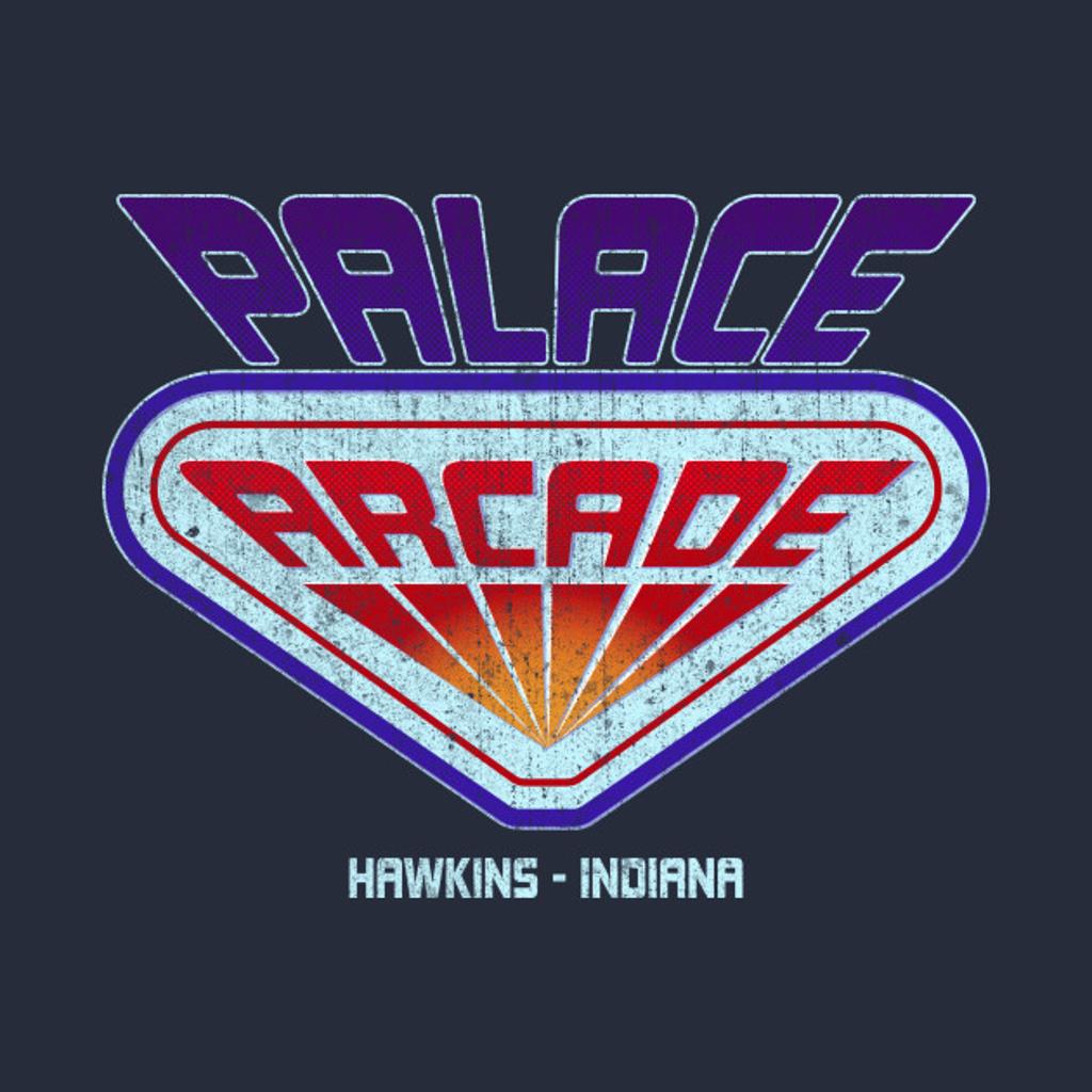 TeePublic: Palace Arcade