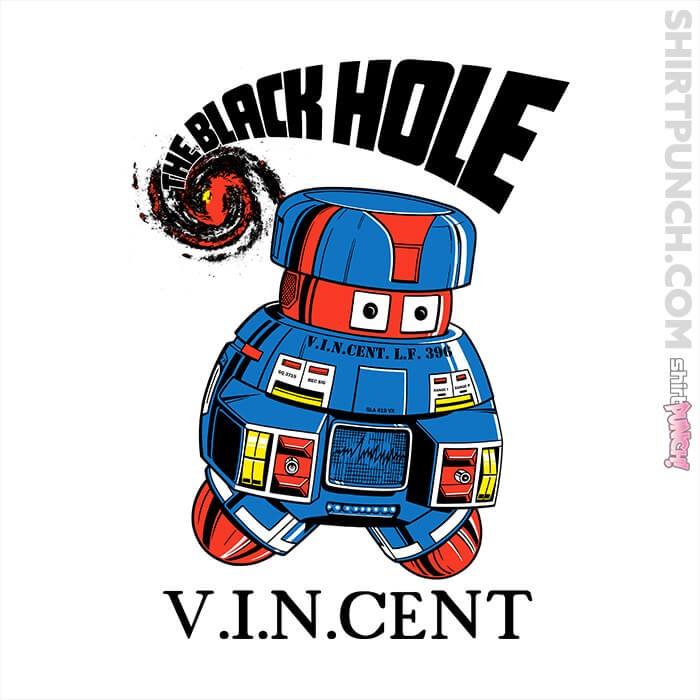 ShirtPunch: Vinbot