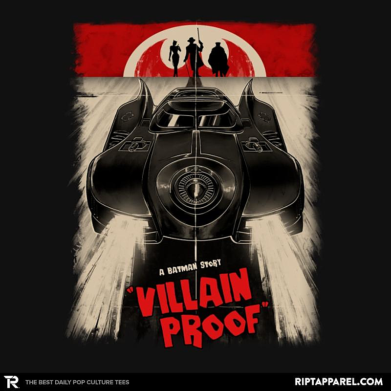 Ript: Villian Proof