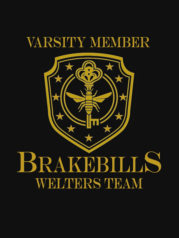 RedBubble: Welters Varsity Team