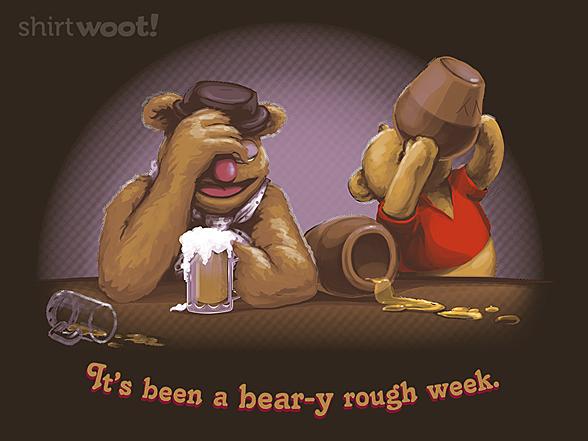 Woot!: A Beary Rough Week