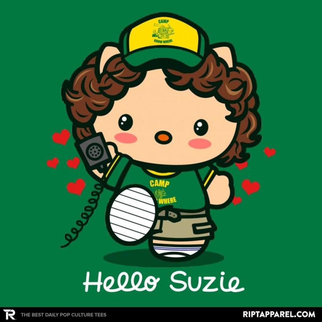 Ript: Hello Suzie