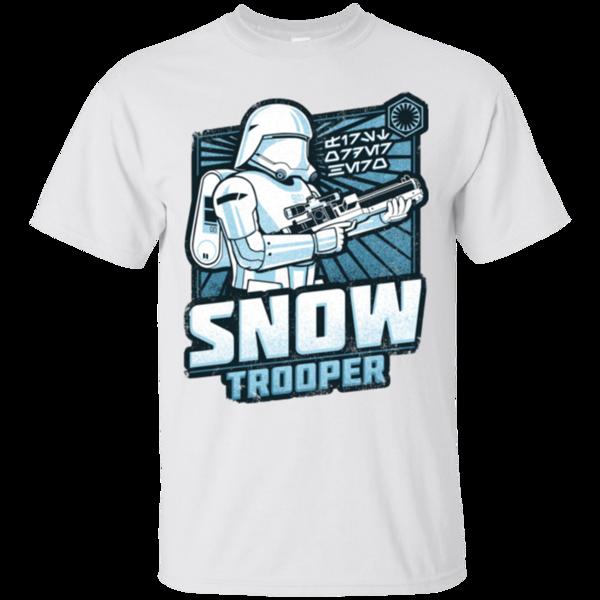 Pop-Up Tee: Snowtrooper