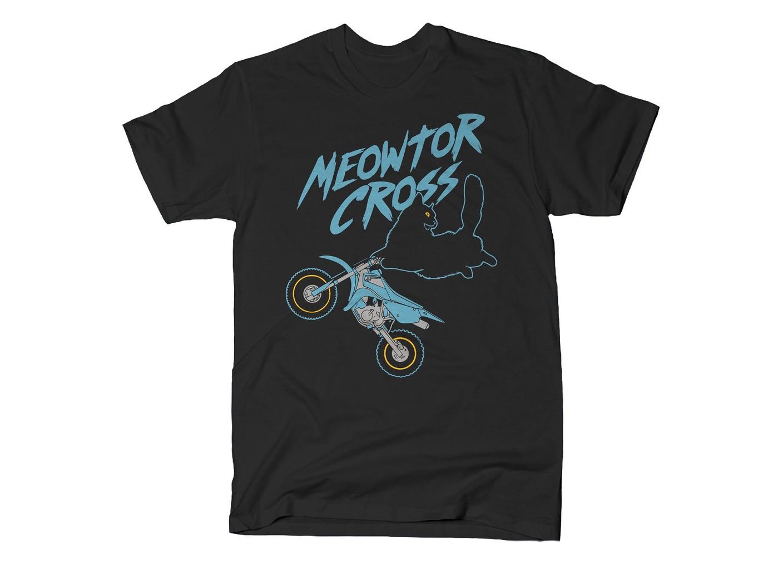 SnorgTees: Meowtor Cross