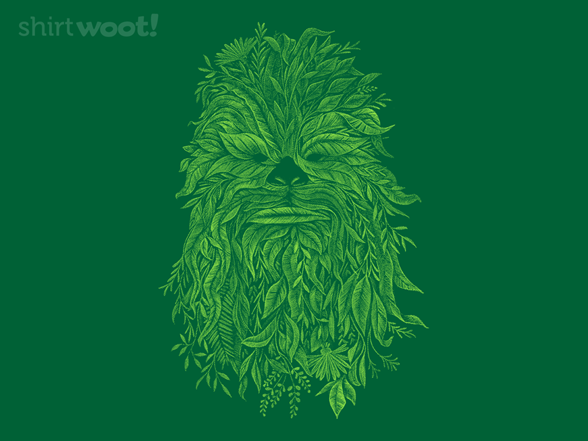Woot!: Shrubacca
