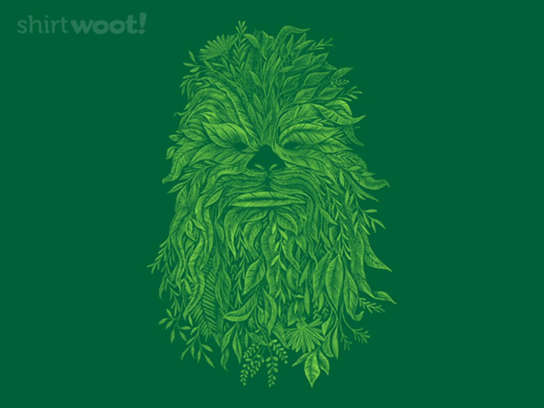 Woot!: Shrubacca