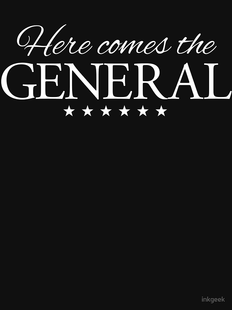 RedBubble: Here comes the General