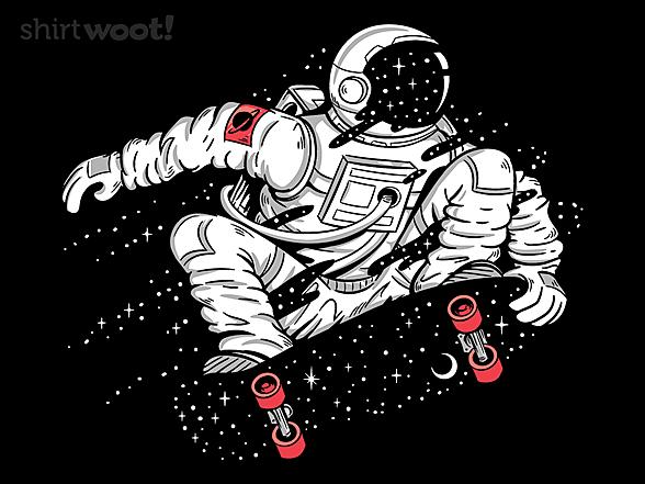Woot!: Space Boarding