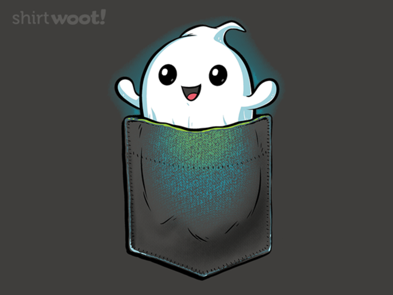 Woot!: Pocket Ghost