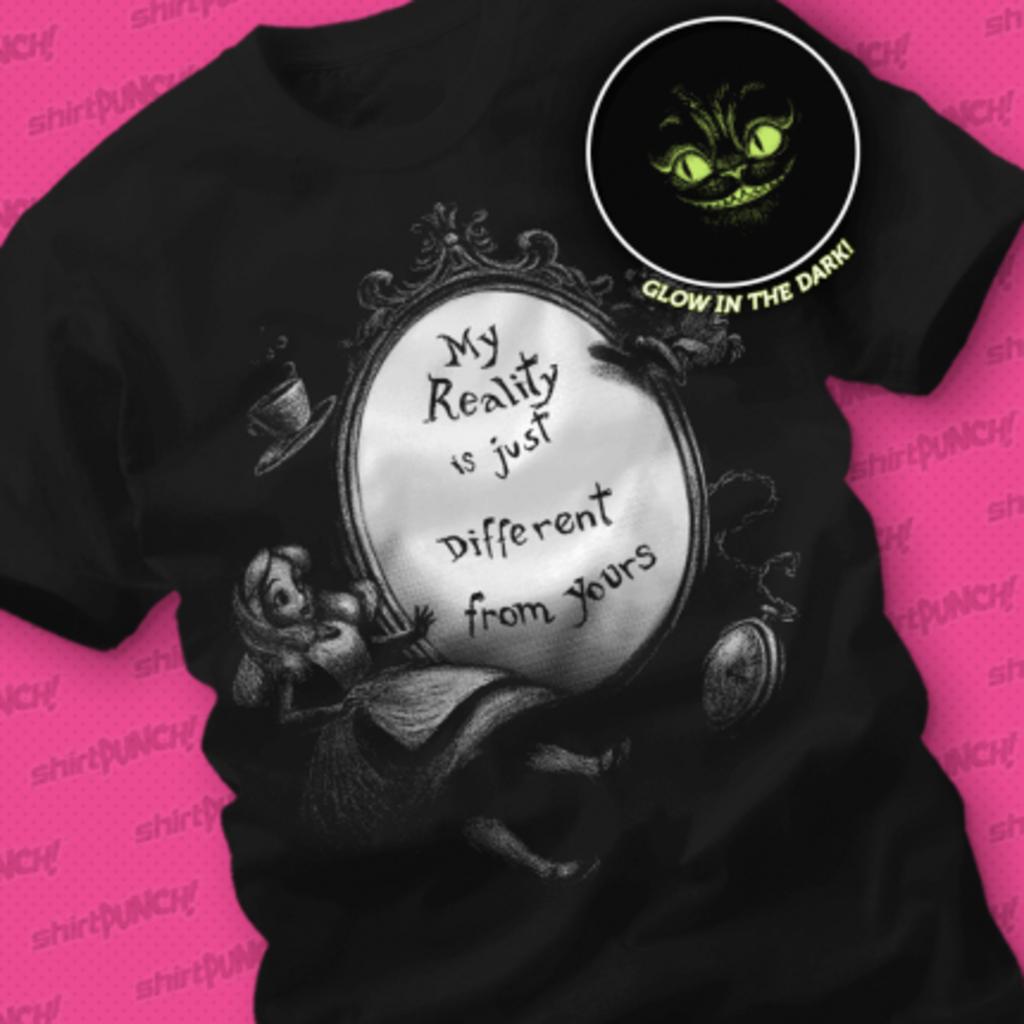 ShirtPunch: My Reality