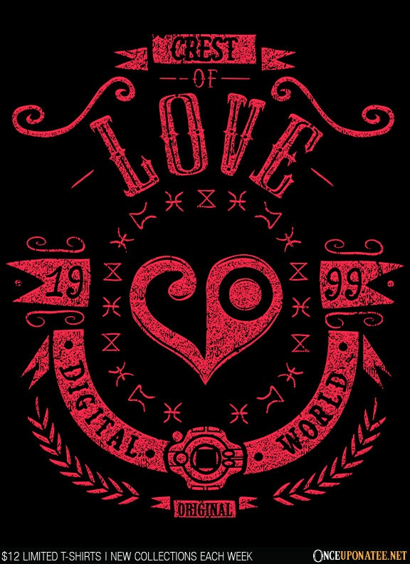 Once Upon a Tee: Digital Love