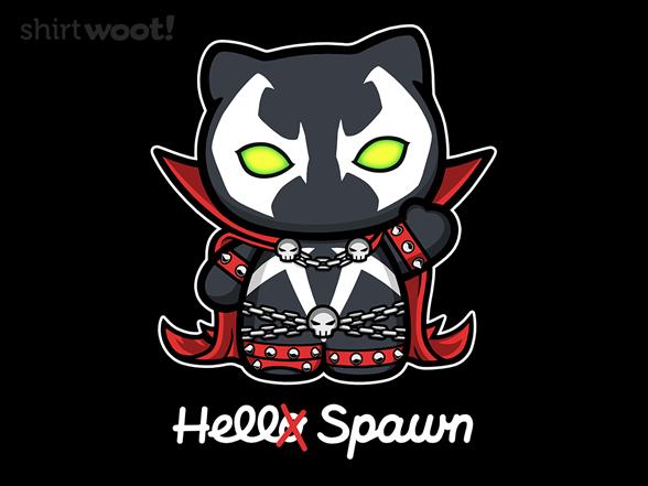 Woot!: Hello Spawn