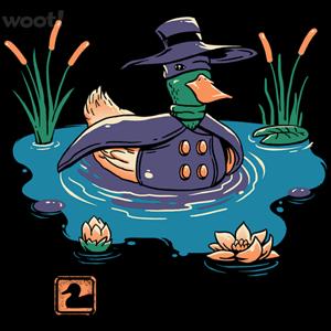 Woot!: Dark Duck Costume