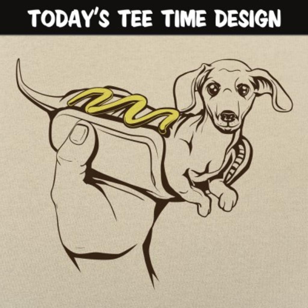 6 Dollar Shirts: Hot Dog Dog