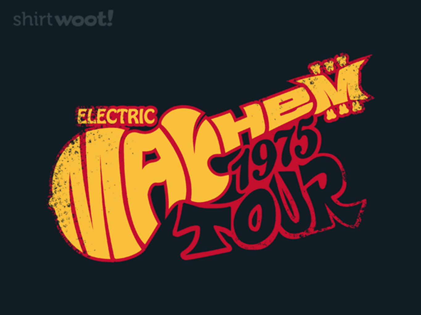 Woot!: Electric Mayhem