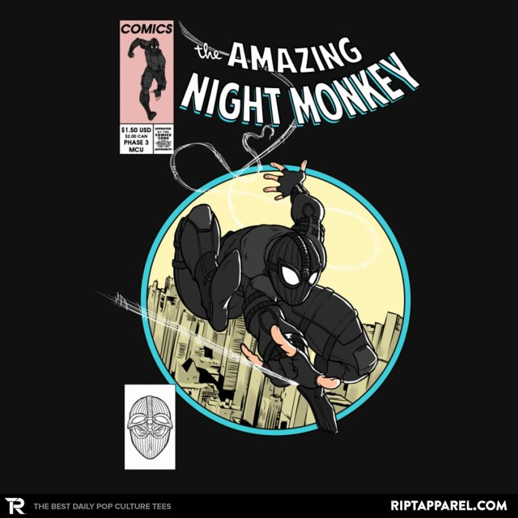 Ript: The Amazing Night Monkey
