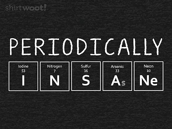 Woot!: Periodically Insane