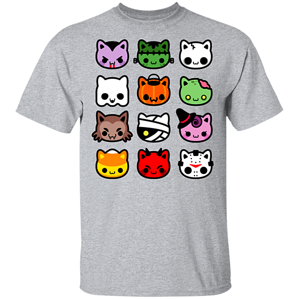 Pop-Up Tee: Hallow Kitties