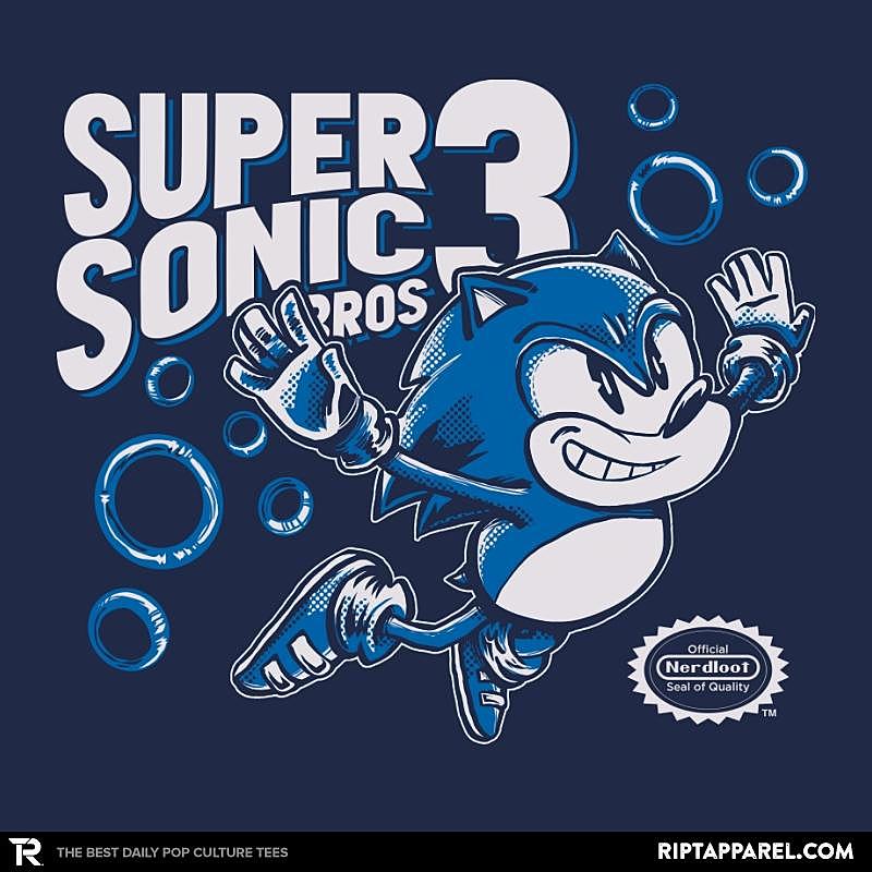 Ript: Super Hedgehog Bros 3