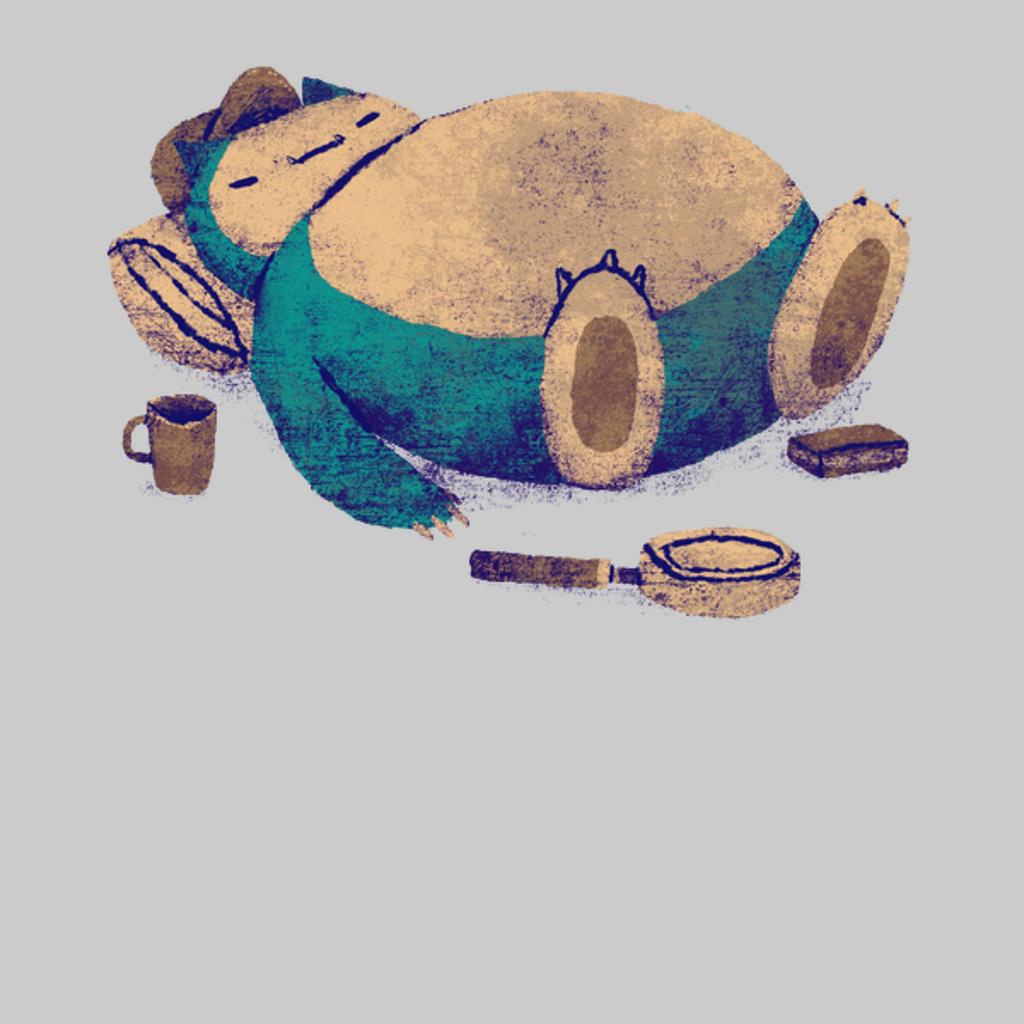 NeatoShop: detective snorlax