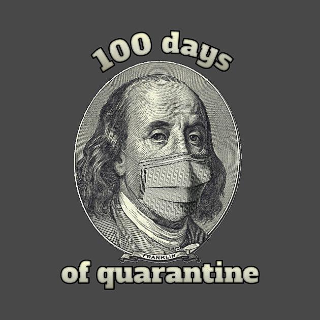 TeePublic: 100 days of quarantine