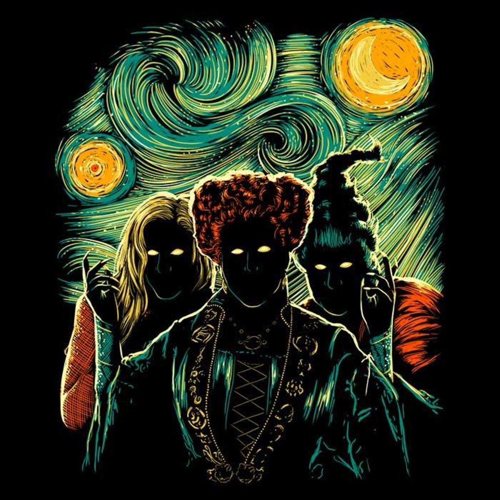 Once Upon a Tee: Salem Night