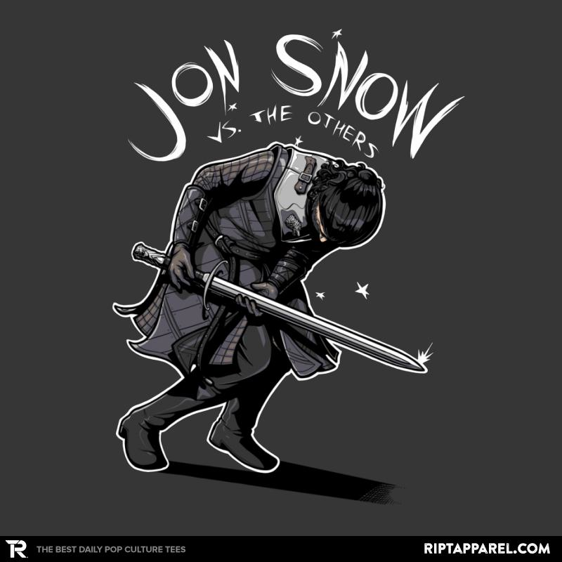 Ript: Jon Snow vs The Others