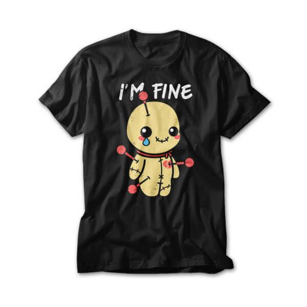OtherTees: I'm Fine
