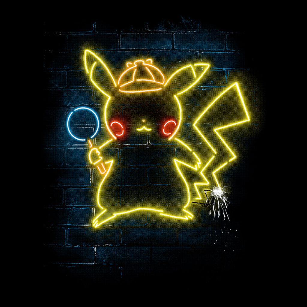 Pampling: Neon Detective