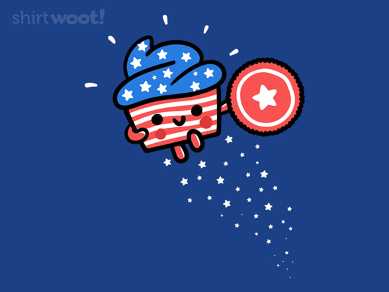 Woot!: Cuptain Americake - $15.00 + Free shipping
