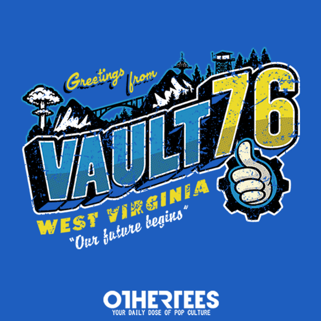 OtherTees: Greetings from WV Vault