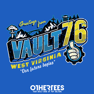 OtherTees: Greetings from WV Vault