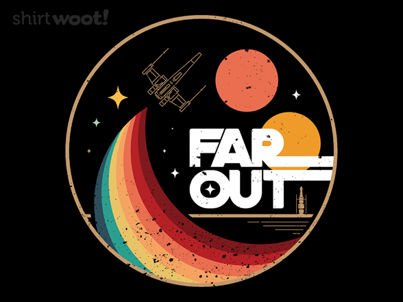 Woot!: Far Out Rebel