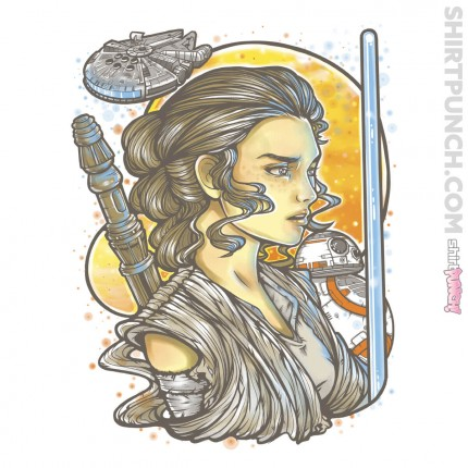 ShirtPunch: The Force Be With You