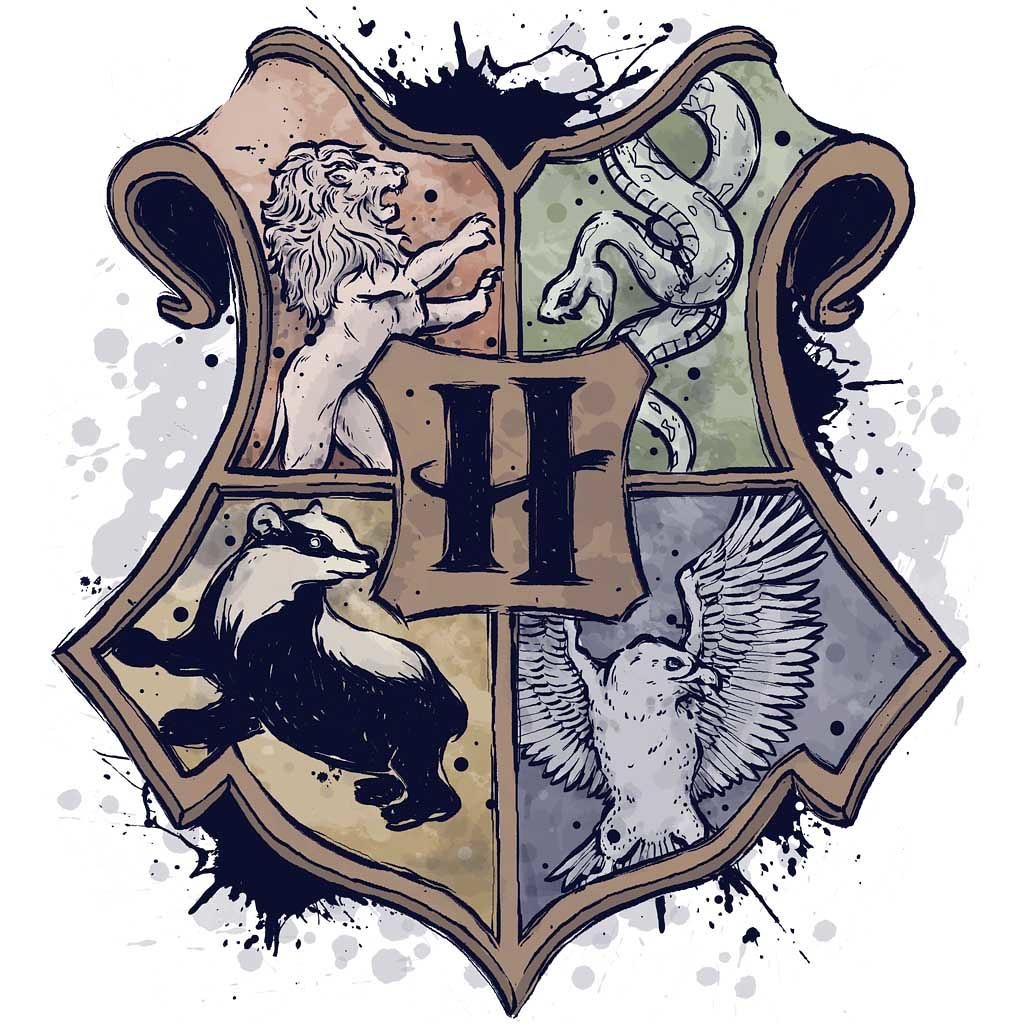 TeeTee: Hogwarts School