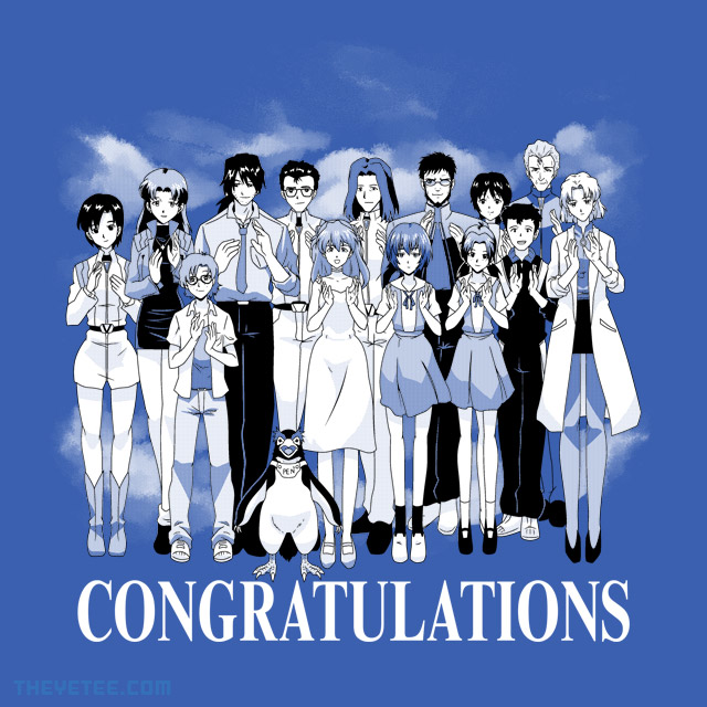 The Yetee: Congrats