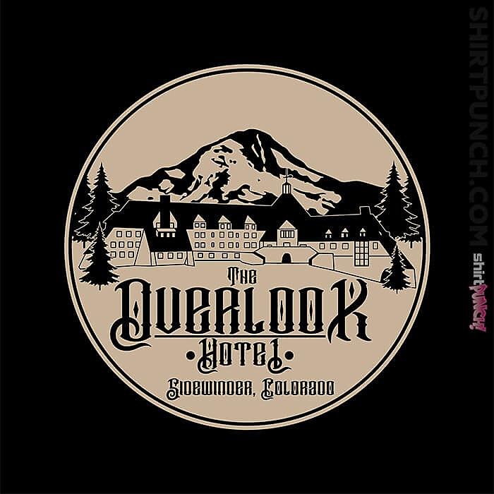 ShirtPunch: The Overlook Hotel