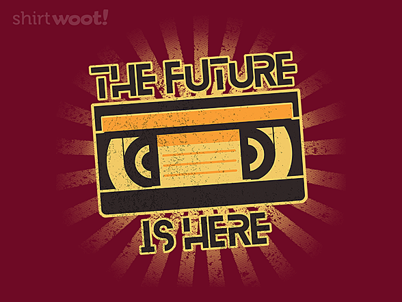 Woot!: The Future Is Here