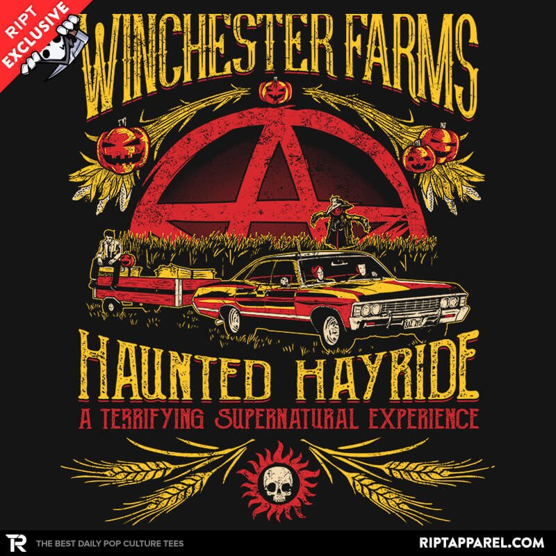 Ript: Winchester Farms Haunted Hay Ride