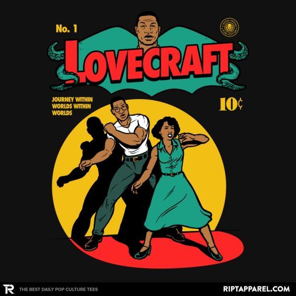 Ript: Lovecraft Comic