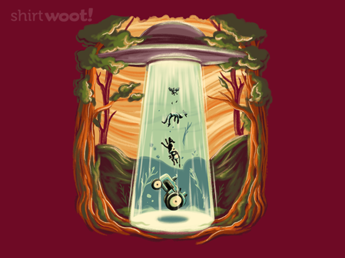 Woot!: The Harvest
